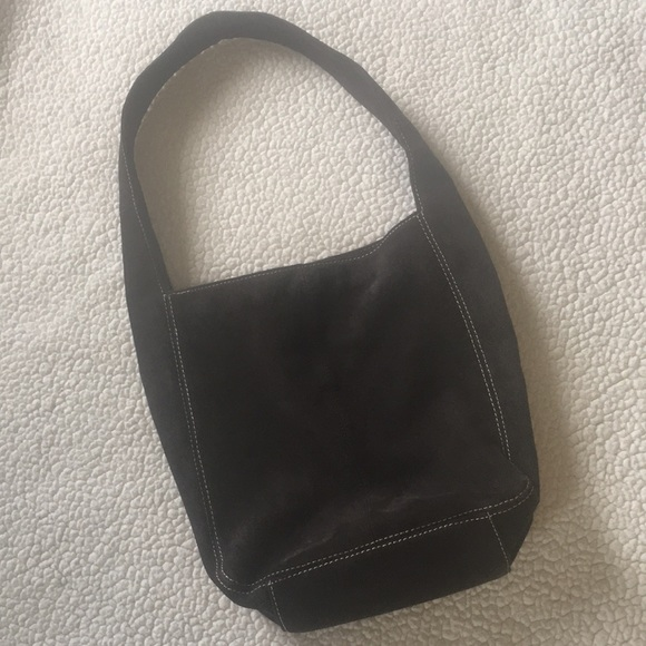 Old Navy Handbags - Old Navy 100% leather bag / purse great condition